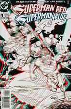 SUPERMAN RED SUPERMAN BLUE 3D #1 NEAR MINT 1998 DC COMICS