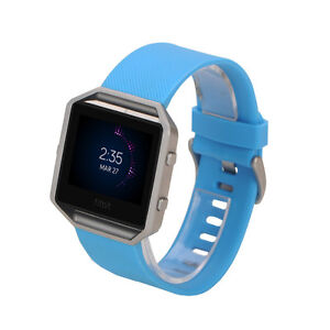 For Fitbit Blaze Wristband Band Secure Metal Buckle  Replacement Watch Strap NEW
