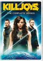 Killjoys Complete TV Series Season 1 2 3 4 5 (DVD, 2019, 10-Disc Set) New & Seal