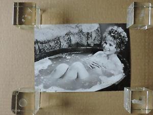 Letitia Roman bathing original portrait photo 1964 Fanny Hill
