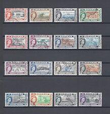 BAHAMAS 1964 SG 228/43 USED Cat £42