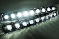 2x XP-E 5 SMD LED BAX9s for MERCEDES-BENZ C208 W210 Projector DRL Parking Light