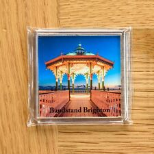 Gift Fridge Magnet Photograph of the Bandstand Brighton, East Sussex