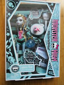 Monster High Lagoona Blue 2009 NEW in box never opened first wave