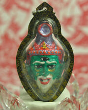 Lersri Hermit Face LP KALONG Phor kae CHARM WEALT Luck actor Art Amulet talisman