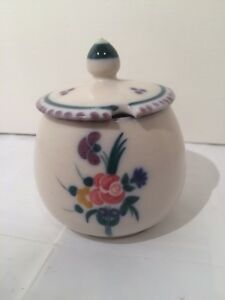Poole Pottery Carter Stabler Adams Preserve Pot