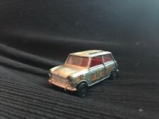 Corgi British Leyland Mini 1000 car number 8 Team Corgi