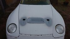 Porsche 968 Turbo S RS Replica Bonnet With Air Inlets Air Scoop Lid