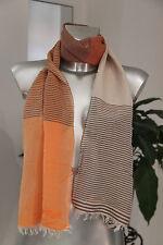 bonito pañuelo bufanda viscosa NAPAPIJRI 168 X 35 en excelente estado
