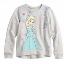 Disney's FROZEN girl fleece top, size 10