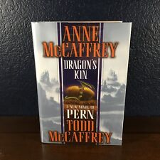 Anne Todd McCaffrey DRAGON'S KIN 1st/1st FIRST EDITION hc (Dragonriders of Pern)