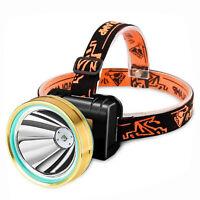 Helle wasserdichte Stirnlampe/Scheinwerfer LED USB wiederaufladbare Scheinwerfer