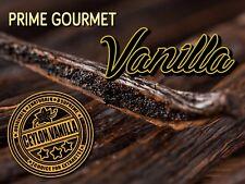 "5 Grade A Madagascar Bourbon Prime Gourmet Vanilla Beans / Pods (5~6"")"