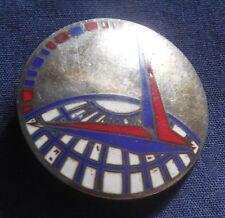 Wwii Air Transport Command Pin Designer Sterling Enamel Manufactured Vintage