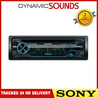 Sony MEX-GS820BT CD MP3 AUX USB Player Bluetooth iPod iPhone Car Stereo