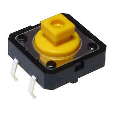 5 OMRON B3F-4055 Mini-Taster 1mA-50mA 5V-24V 1xEIN 2,55N 12x7,3mm liegend 855094