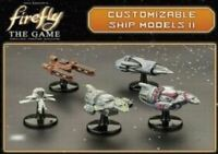Firefly Board Game Accessory - Custom Ship Models 2
