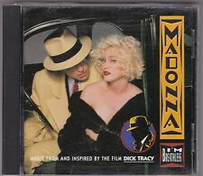 MADONNA I'm Breathles CD Mandy Patinkin N'DEA DAVENPORT Warren Beatty DICK TRACY