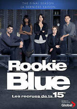 Rookie Blue: The Final Season  DVD NEW