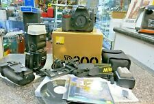 Nikon D300 12.3MP DX CMOS Digital SLR Camera 3