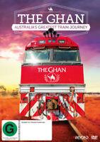 THE GHAN : AUSTRALIA'S GREATEST TRAIN [NON-USA FORMAT PAL REGION 2 & 4] (DVD)