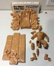 Six Million Dollar Man Bionic Bustout! MPC Fundimensions 1975 COMPLETE, NO BOX!