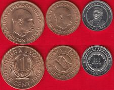 SIERRA LEONE UNCIRCULATED 1964 COIN PAIR 1//2 /& 1 PENNY