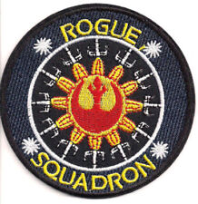 Star Wars - Rogue Squadron - Uniform Patch Kostüm Aufnäher zum Aufbügeln - neu