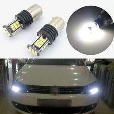 Error Free Xenon White LED Bulbs Fit for MK6 Volkswagen Jetta Daytime DRL Lights