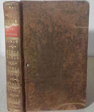 1788 LA HENRIADE DE VOLTAIRE par DE CAUX de CAPPEVAL chez NION Tranches jaspées