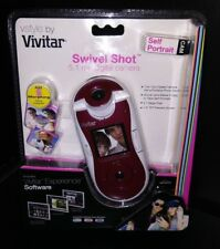 Vivitar Swivel Shot 5.1 mp Digital Camera.  New Factory-sealed