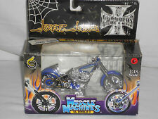 2 Jesse James Muscle Machines 1 18th Scale West Coast Choppers