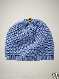Baby Gap Infant's Layette Cuddly Knit Sweater Hat ~ New With Tags MSRP $19.95