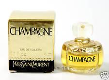 ☼ Champagne - YSL - Miniatur EDT 4ml