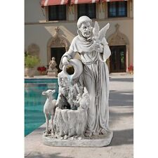 New listing Ky2078 - St. Francis' Life-Giving Waters Fountain w/Pump!