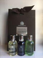 Molton Brown Ladies Shower Gel Gift Set (3 x 50ml) - NEW