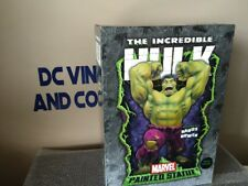 Bowen Designs Incredible Hulk Green Classic Marvel Comics Statue New From 2006