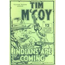 THE INDIANS ARE COMING, 12 CHAPTER SERIAL, 1930
