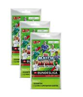 Topps Match Attax Bundesliga 2020/2021 - 3 x Blister je 24 Cards + 1x LE Card