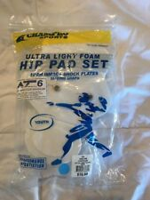 New Champro Youth Ultra Light Foam 3 Piece Hip Pad Set $17