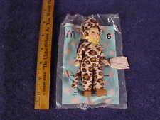 "McDONALD'S MADAME ALEXANDER DOLL ""Leopard Halloween Custome"""