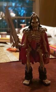 Glyos 20th Anniversary Skeleton Warriors Baron Dark