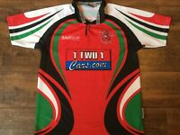2009 2010 Wales Rugby League Shirt Adults Small RL Super Jersey