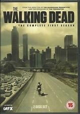 The Walking Dead - Series 1 - Complete (DVD, 2011, 2-Disc Set, Box Set)