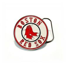 BOSTON  red  Sox           offiziell lizenzierte Gürtelschnalle   Buckle   841.0