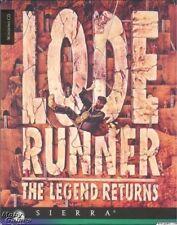LODE RUNNER THE LEGEND RETURNS +1Clk Macintosh Mac OSX Install