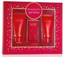 Elizabeth Arden Red Door Gift Set 3piece Womens Body Lotion Spray & Shower Gel