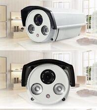 "Us Hd1080P 1200Tvl 1/3"" Cmos Color Outdoor Security Cctv Camera Ir-Cut & Bracket"