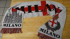 F.C.Milano Soccer Football Club Scarf FIFA Milan pre-owned