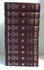 Keil & Delitzsch Commentary on the Old Testament, Volume #1-10 (1989, Hardcover)